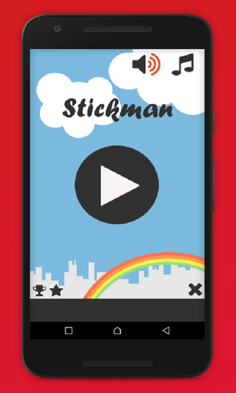 Stickman Screenshot 1