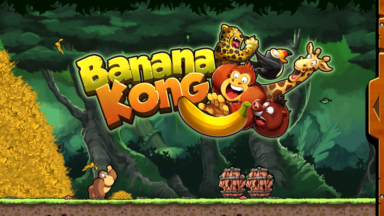 Banana King Screenshot 1