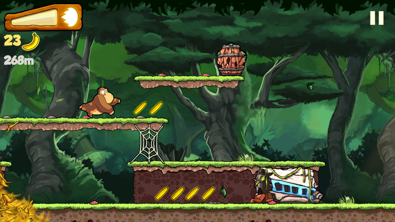 Banana King Screenshot 2