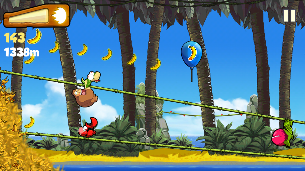 Banana King Screenshot 3