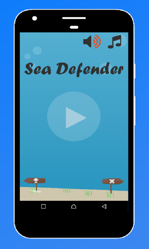 Sea Defender Screenshot 1