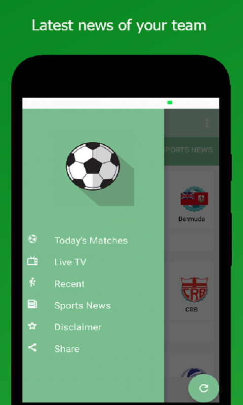 Live Sports Screenshot 2