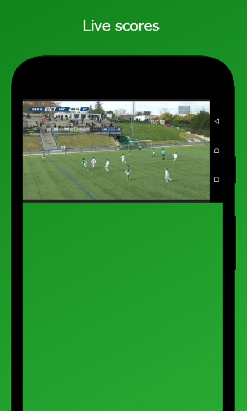 Live Sports Screenshot 3